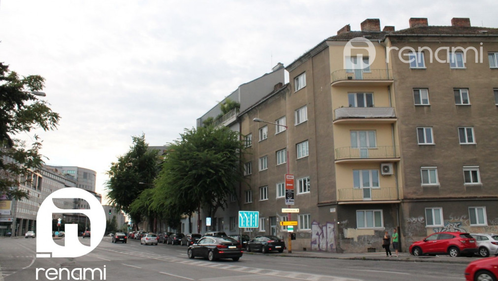 Predaj 2 izbový bytu ulica Dostojevského rad, Bratislava - Staré mesto, 59 m2 184 990 €